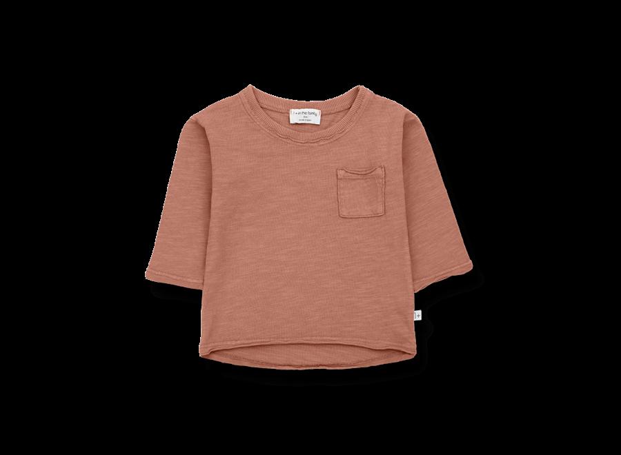 Pere Longsleeve T-shirt Roibos