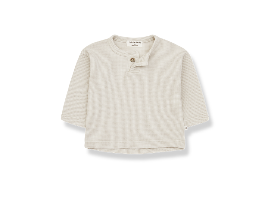 Ismael T-shirt Stone