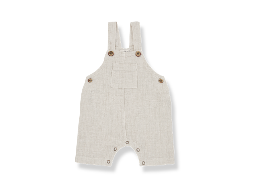 One More in the Family Nacho Dungaree Beige