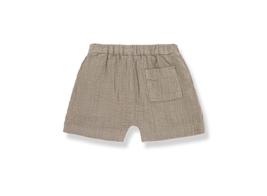 One More in the Family Carme Bermuda Khaki