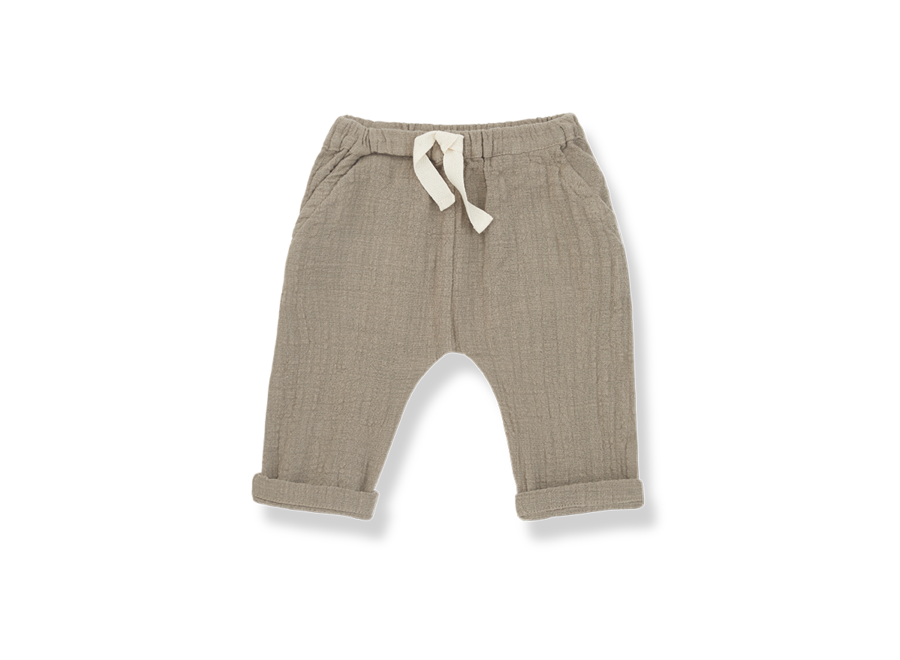 One More in the Family Hector Pants Khaki