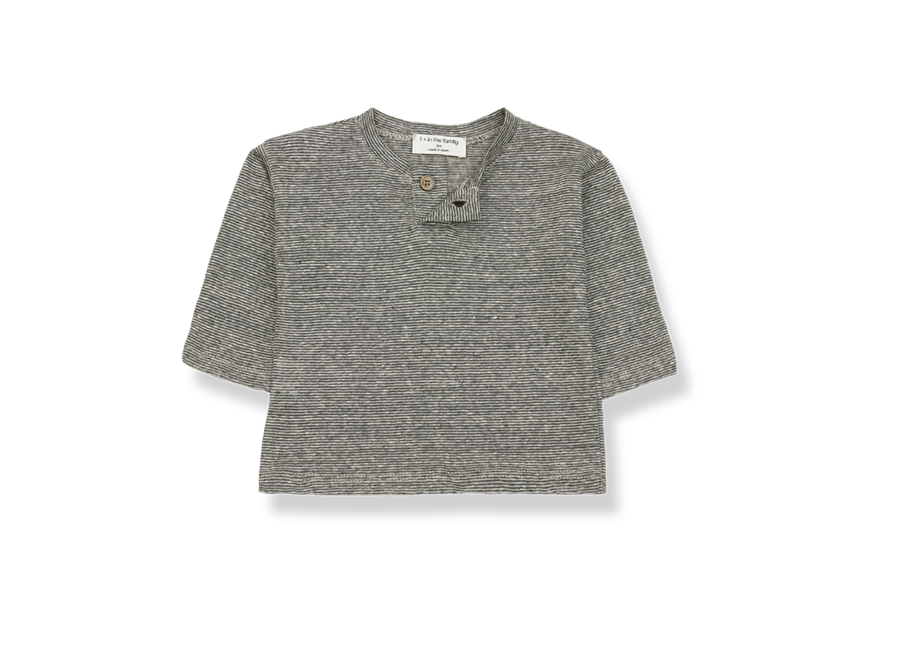 Miki Longsleeve T-shirt Anthracite