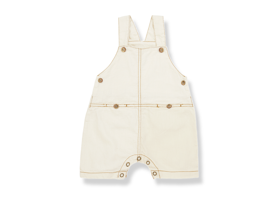 One More in the Family Guille Dungaree Natural