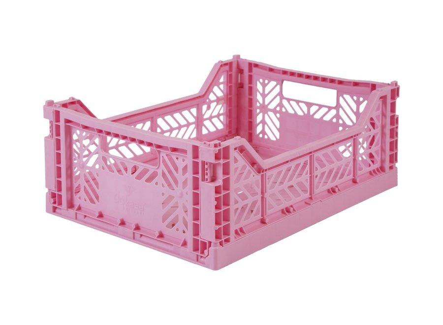 F Crate Midi Baby Pink