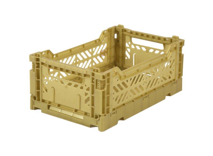 F Crate Mini Gold