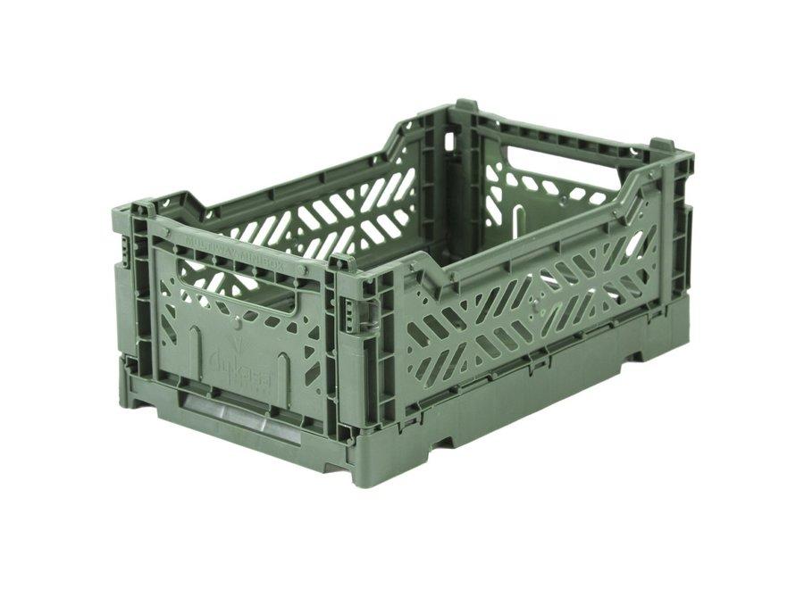 F Crate Mini Alm Green
