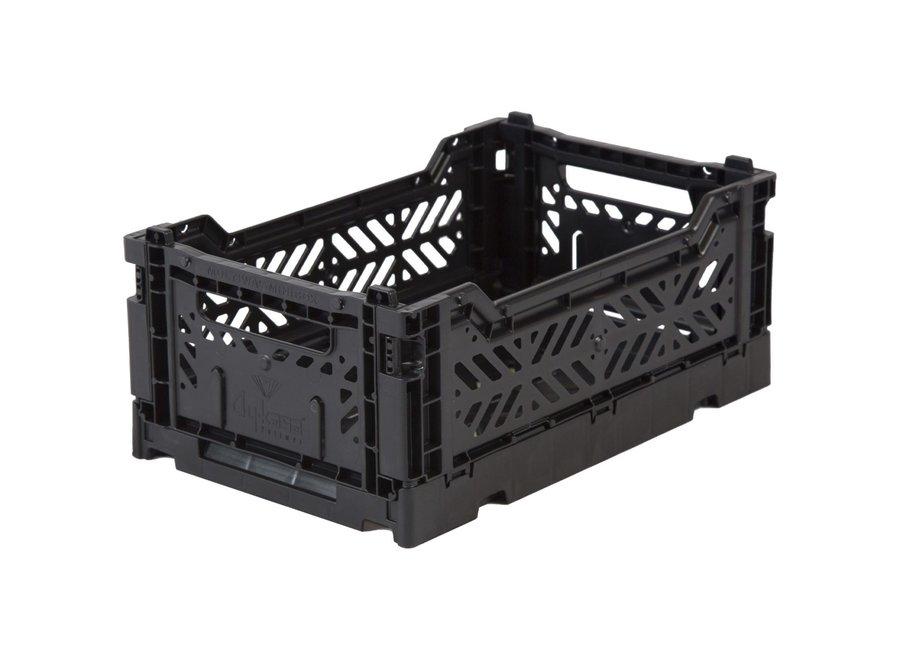 F Crate Mini Black