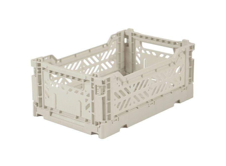 F Crate Mini Light Grey