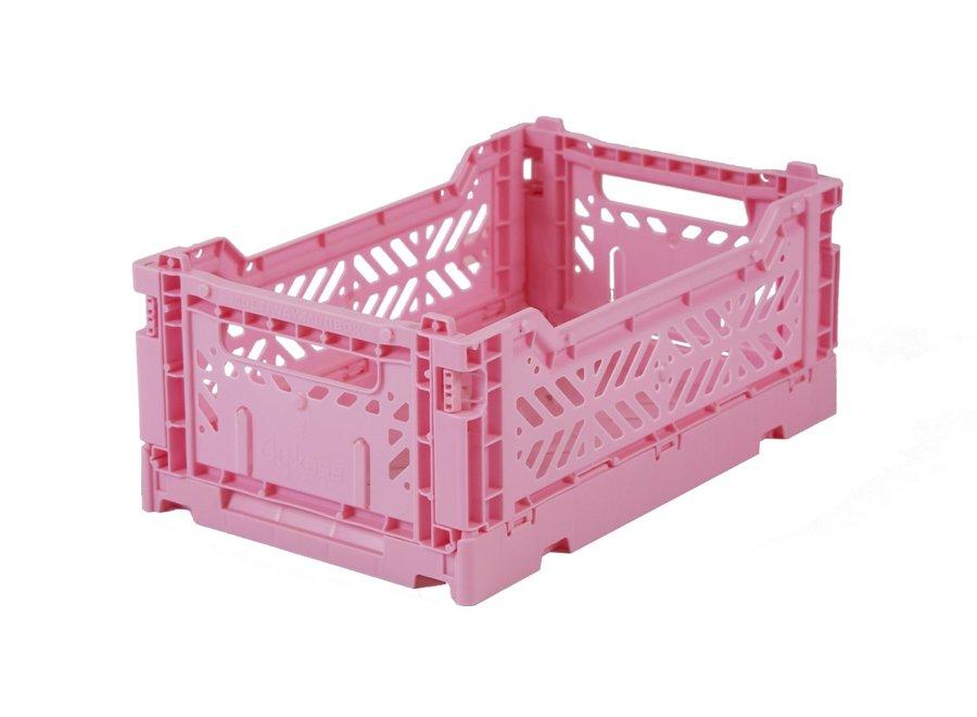 F Crate Mini Baby Pink