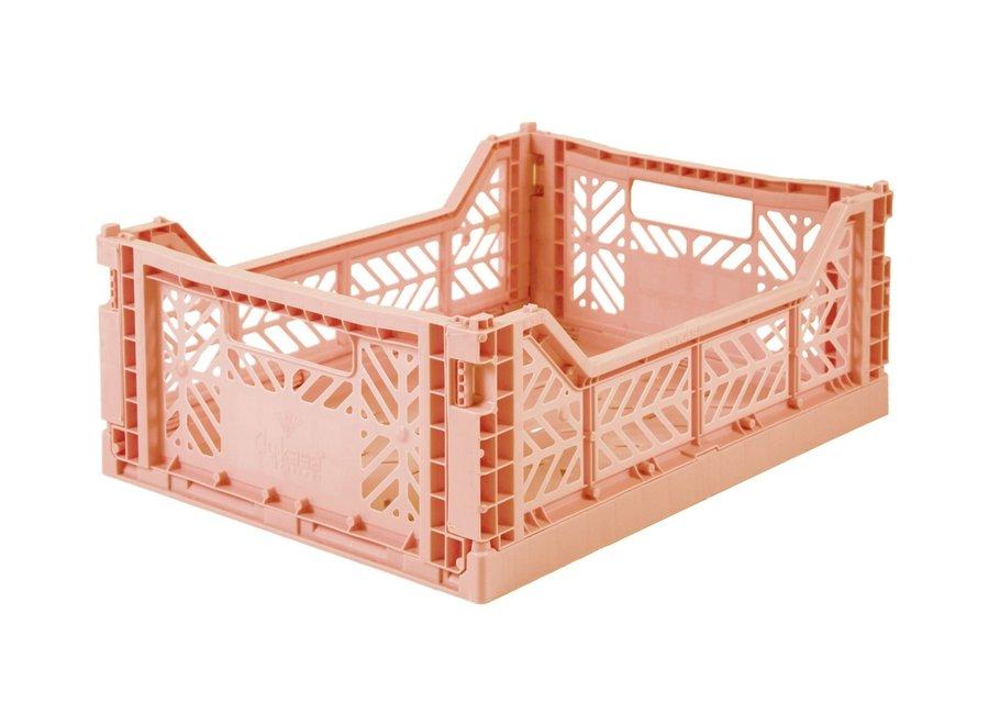 F Crate Midi Salmon