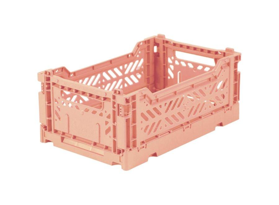 F Crate Mini Salmon