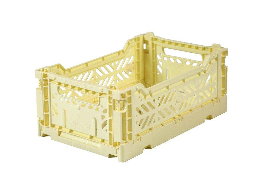 F Crate Mini Cream