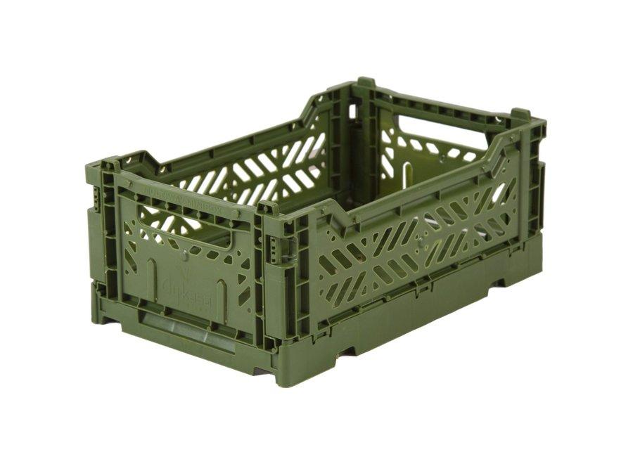 F Crate Mini Khaki