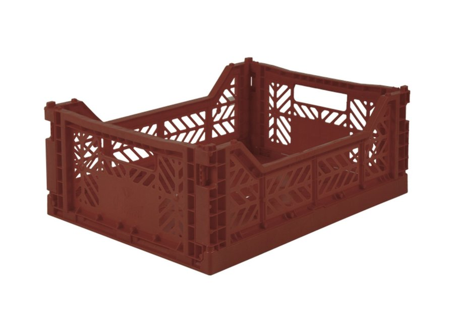 F Crate Midi Tile Red