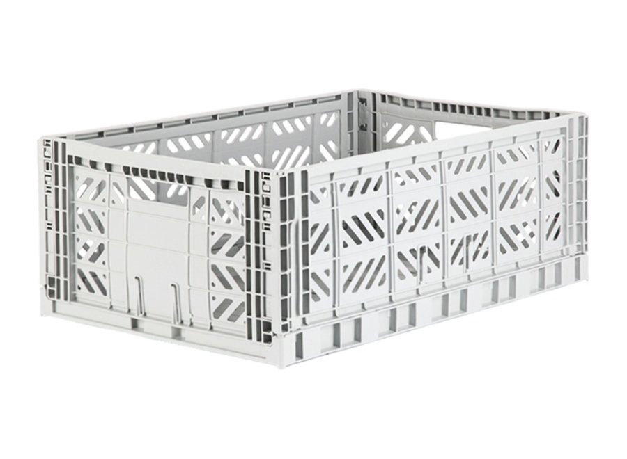 F Crate Maxi Light Grey