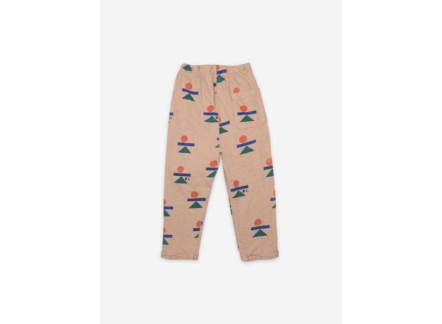 Bobo Choses Pants Balance Fleece