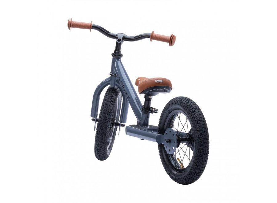 Trybike Steel Loopfiets Grijs