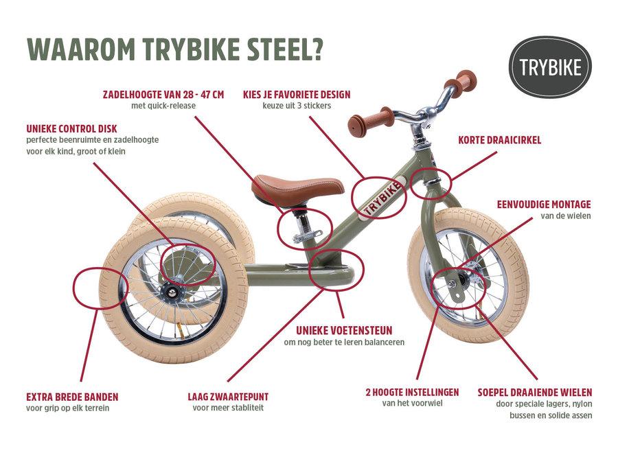 Trybike Try Kit Steel