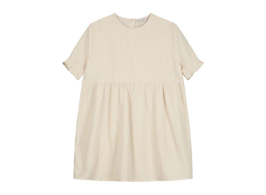 Daily Brat Amelie Dress Ivory