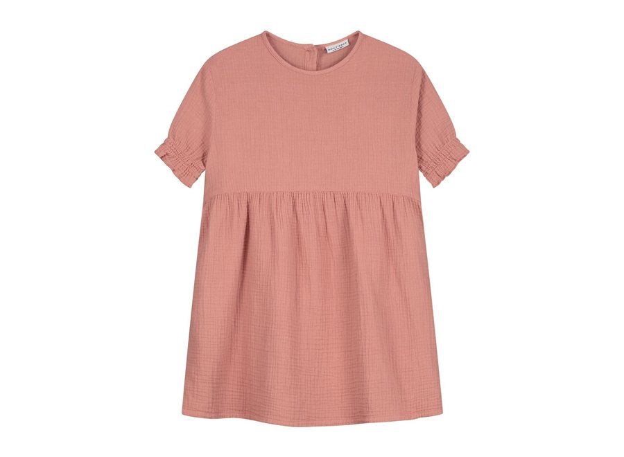 Amelie Dress Rose Dawn