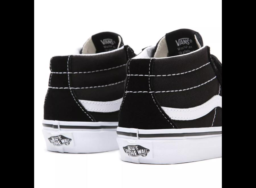 Vans SK8-Mid Reissue Black/True White