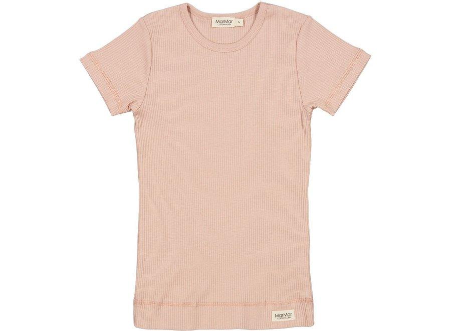 T-Shirt Plain Tee SS Light Cheek
