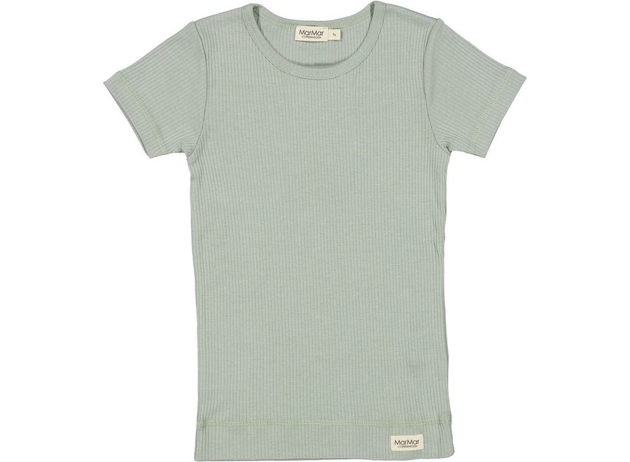 T-Shirt Plain Tee SS Sage