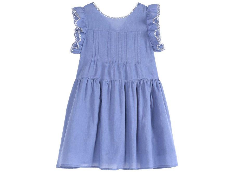 Emile et Ida Dress Bleu