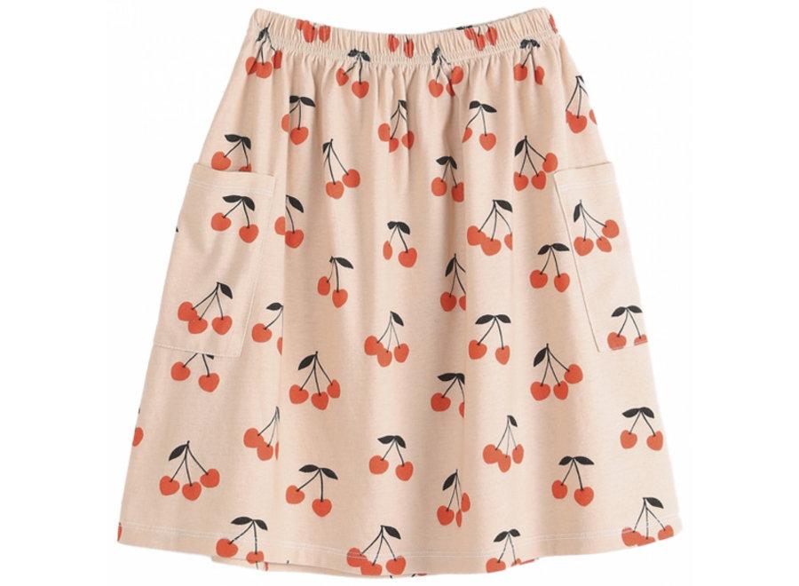 Skirt Creme Cerises