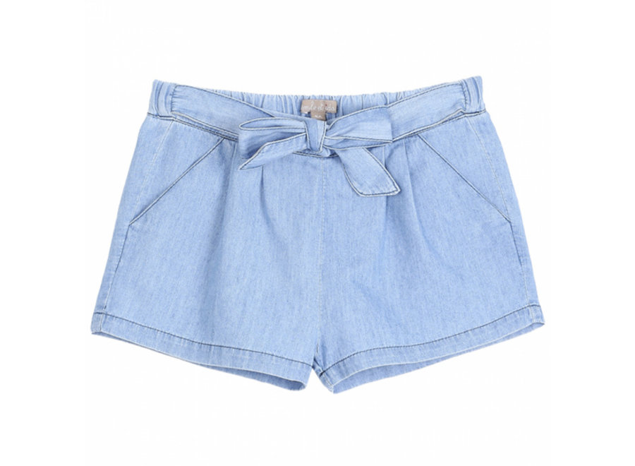 Emile et Ida Short Chambray