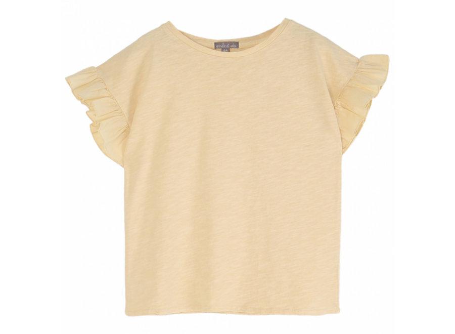 Emile et Ida T-Shirt Vanille