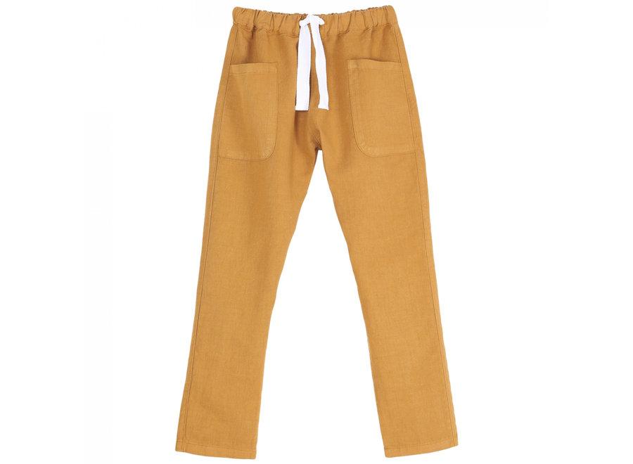 Trousers Caramel