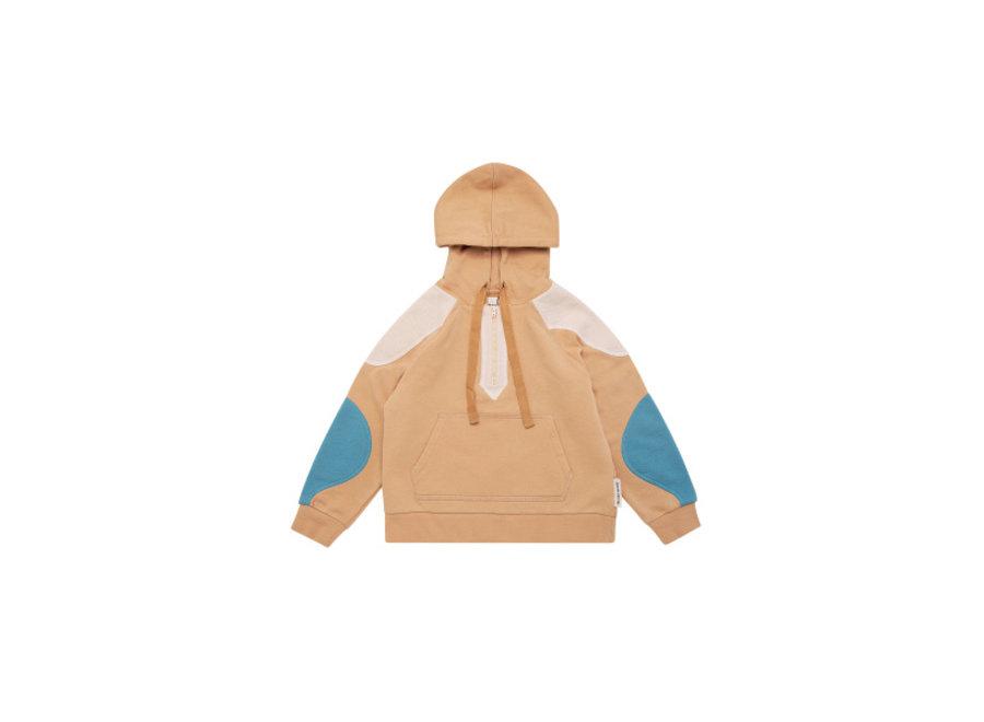 The New Society Dorian Sweater Camel