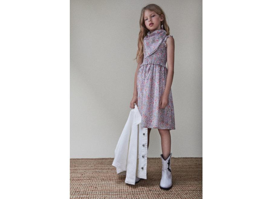 The New Society Leopolda Dress Libery Sweet May