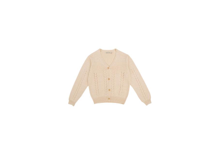 Alice Knit Jacket Natural