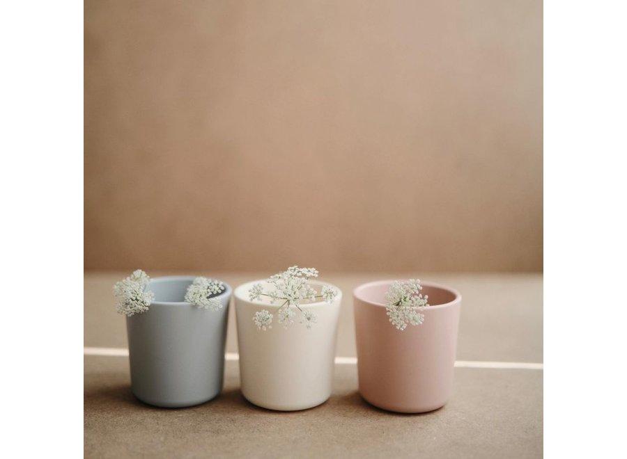 Mushie Cups Set Of 2 Blush