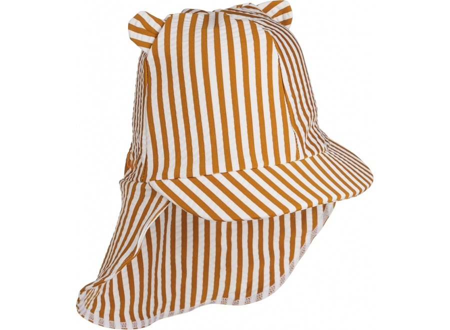 Liewood Senia Sun Hat Mustard