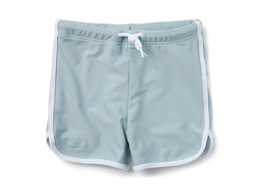 Dagger Swim Pants Sea Blue