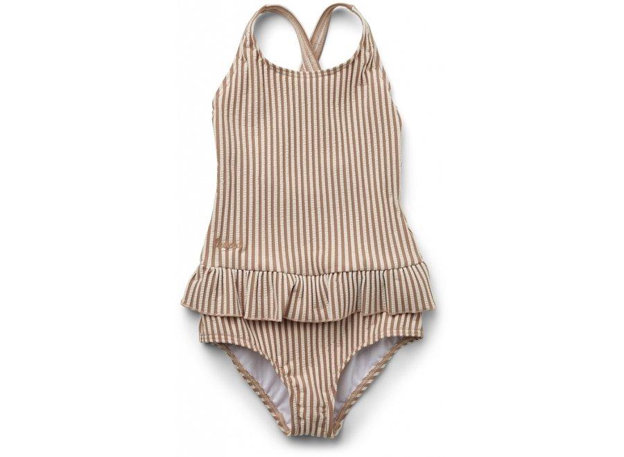 Amara Swimsuit Tuscany Rose