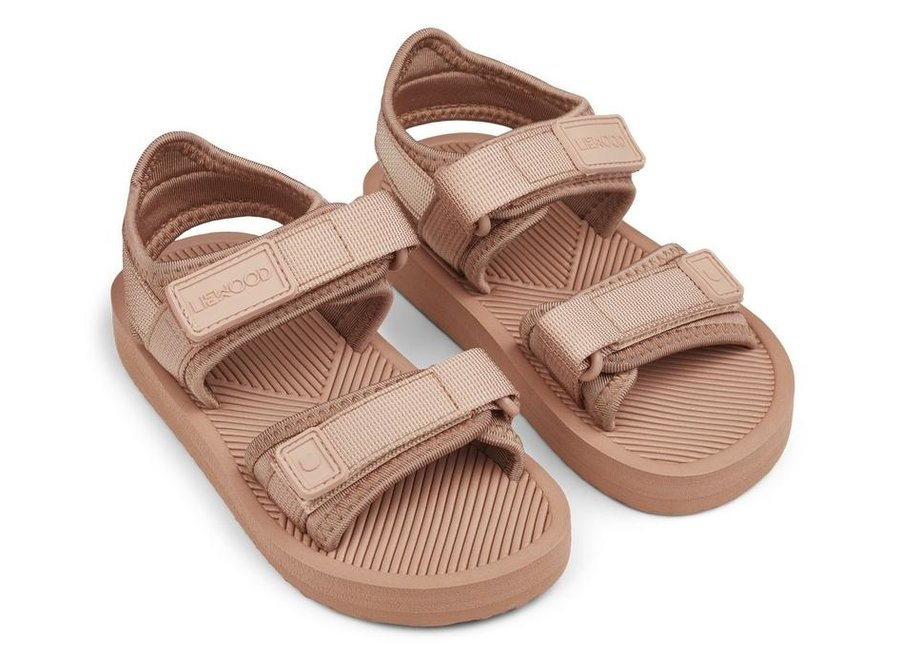 Liewood Monty Sandals Dusty Rose