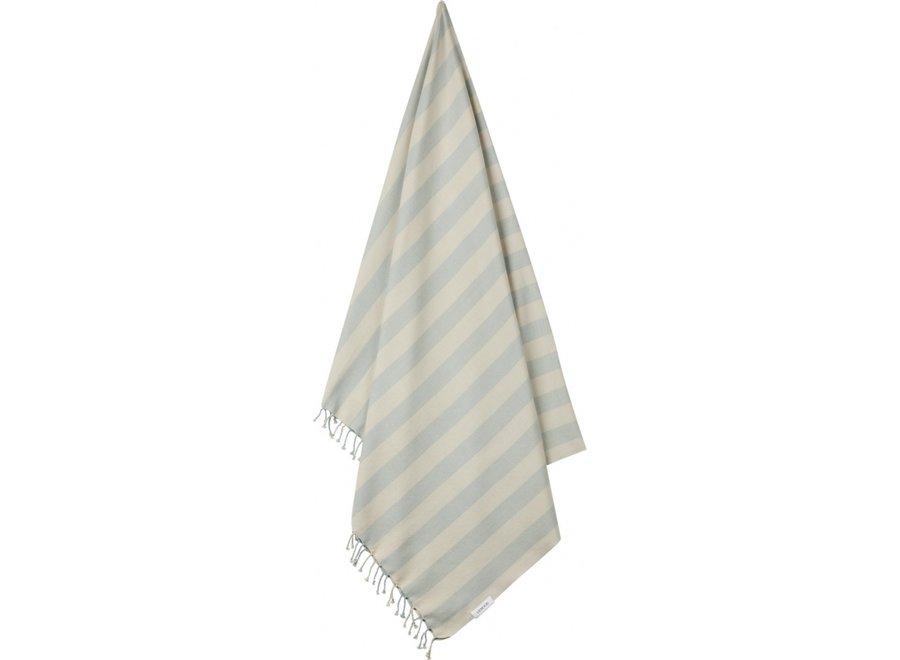 Liewood Mona Beach Towel Sea Blue Sandy