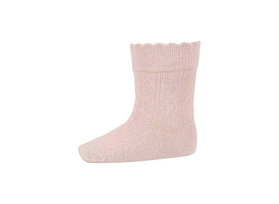 Laura Socks Rose Dust