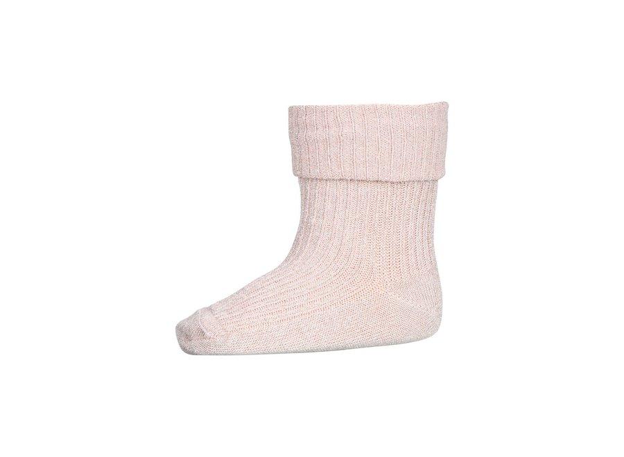 MP Denmark Ida Socks Rose Dust
