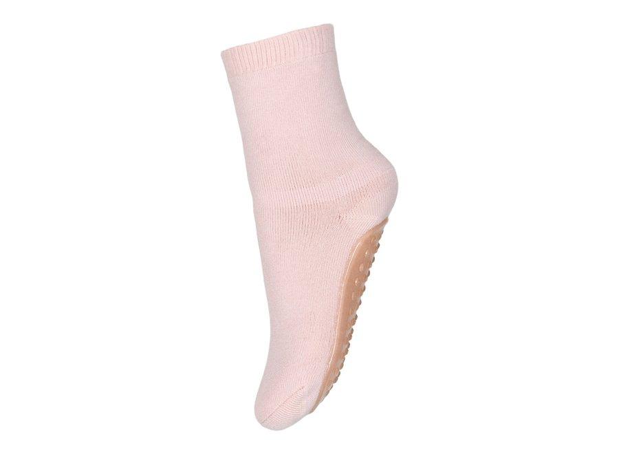 MP Denmark Cotton Socks Anti Slip Rose Dust