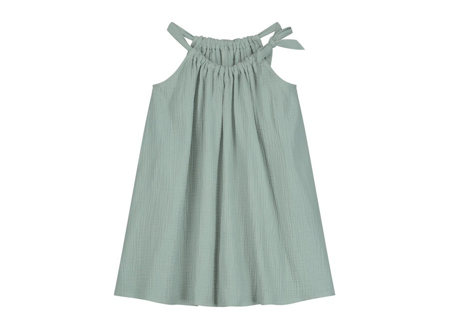 Kya Dress Sea Green