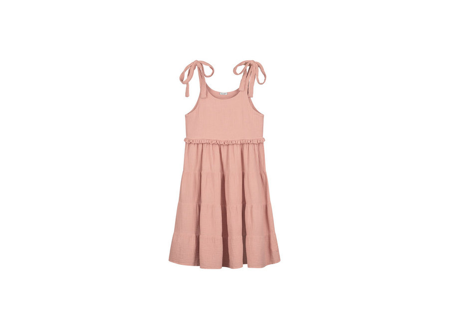Stella Dress Dusty Pink
