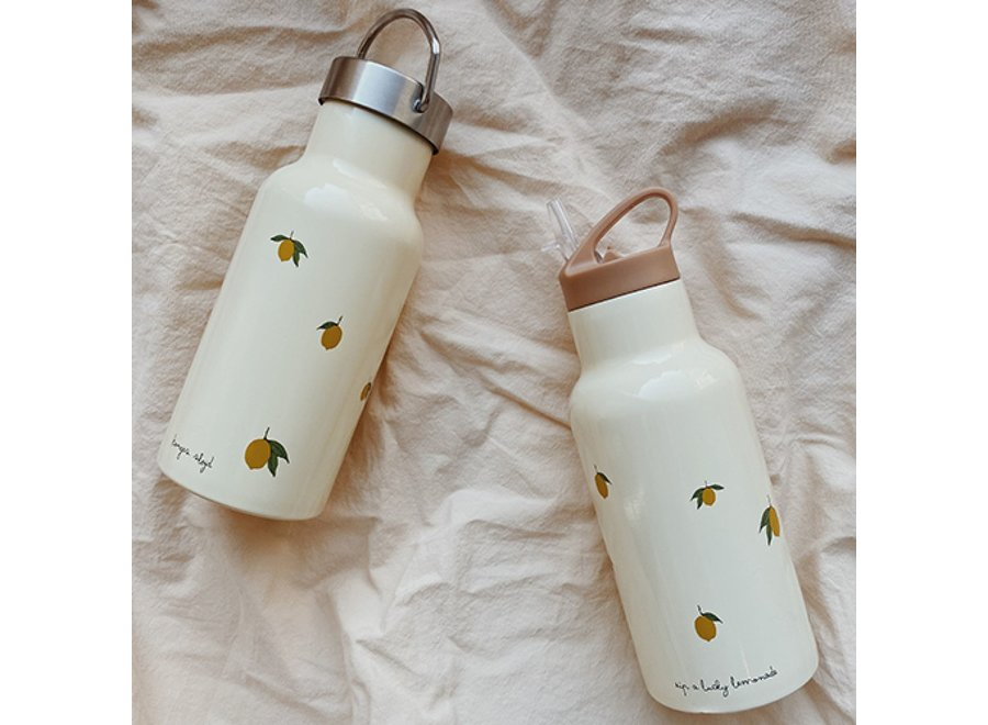 Konges Sløjd Thermo Bottle Lemon