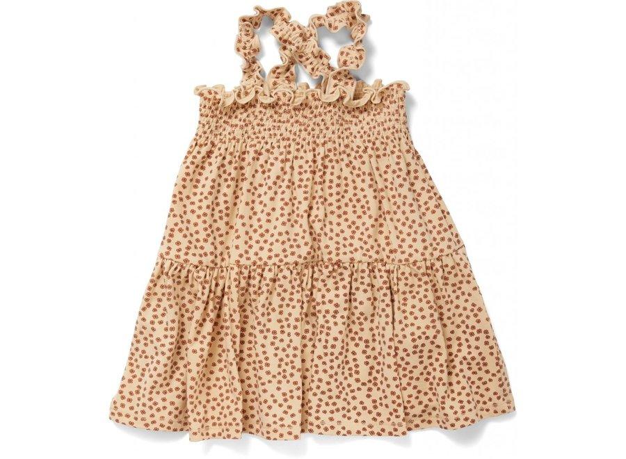Reya Strap Dress Buttercup Rosa