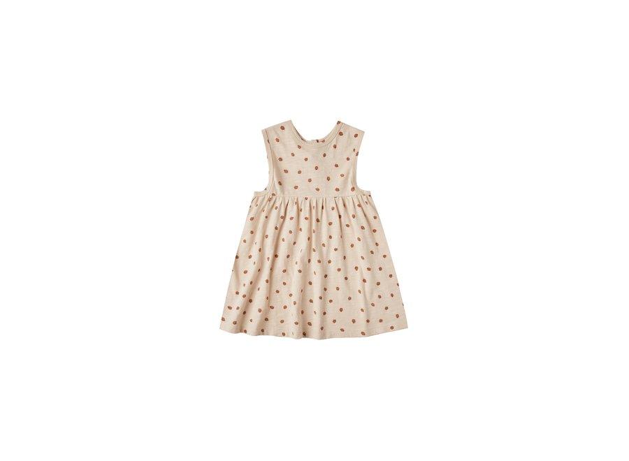 Rylee & Cru Dress Layla Ladybugs