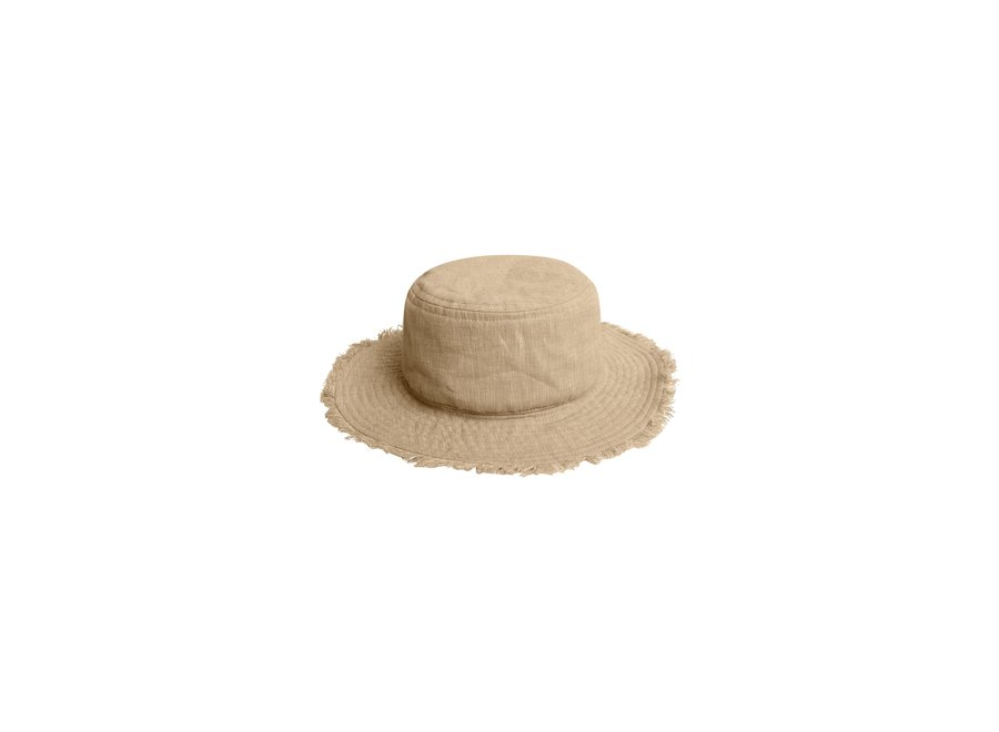 Bucket Hat Almond
